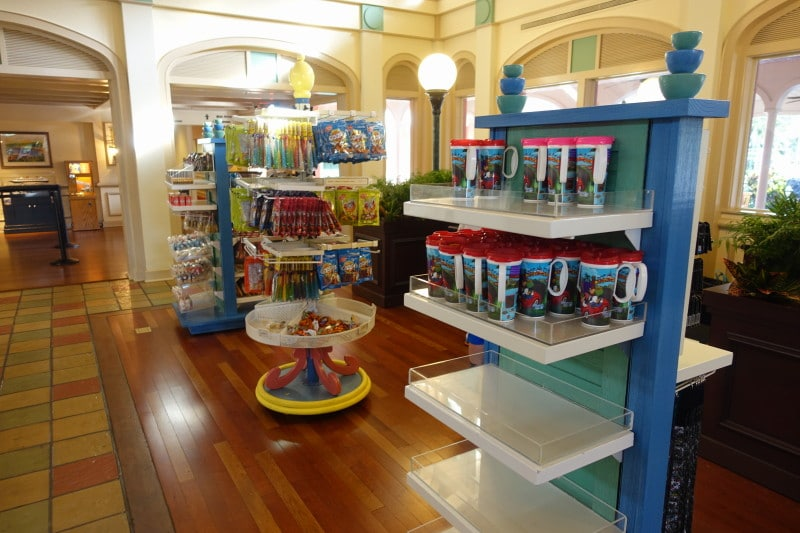 Amenities At Disney S Caribbean Beach Resort Yourfirstvisit