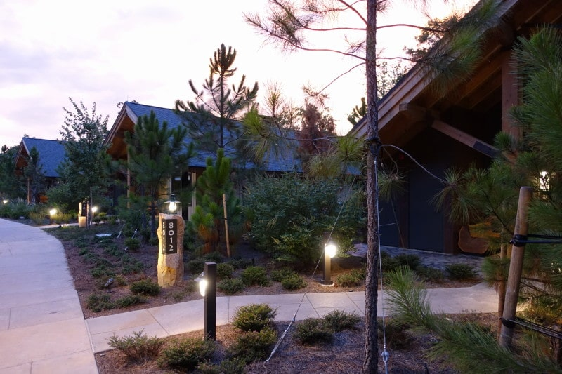 Review copper creek villas and cabins at disney 39 s for Villas wilderness lodge