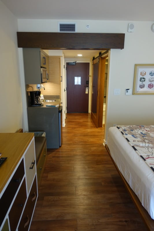 Theming And Accommodations At Copper Creek Villas At