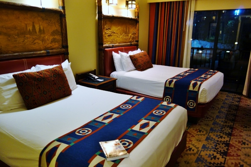 Theming And Accommodations At Disney S Wilderness Lodge