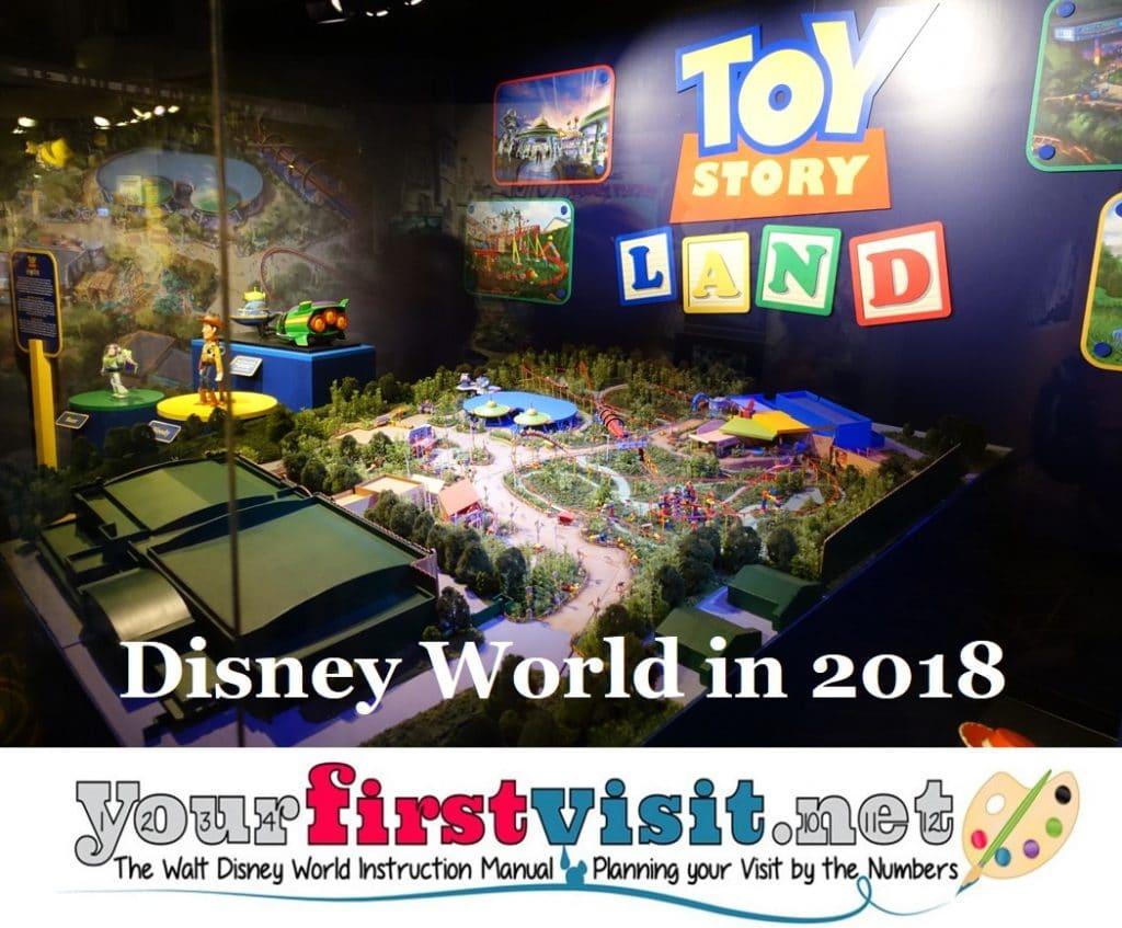 Walt Disney World in 2018 - yourfirstvisit.net