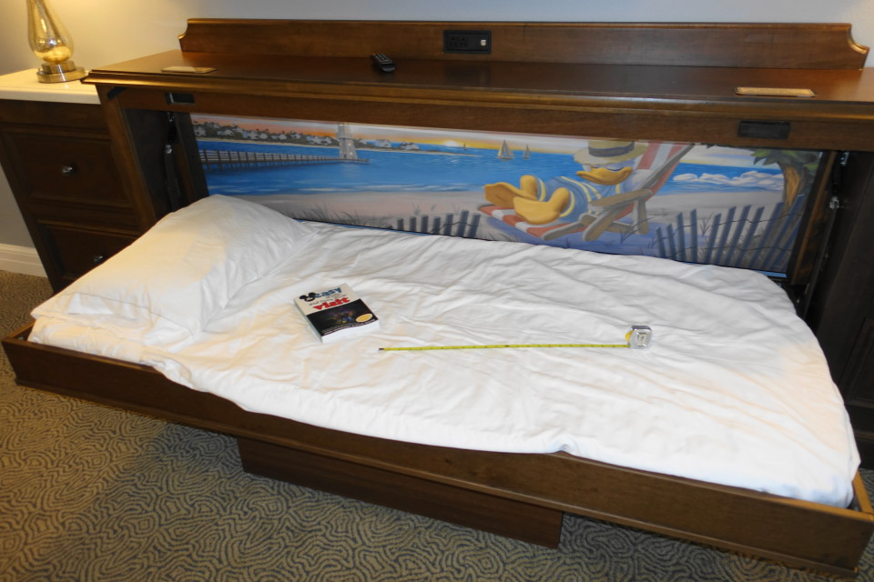 Fold Down Bed Disneys Beach Club Villas Studio