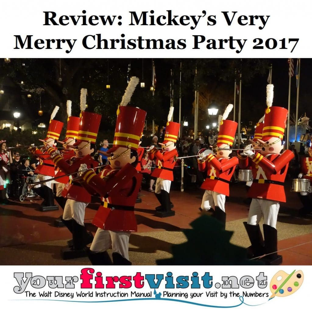 for more on mvmcp tickets and show nights see this - Mickeys Very Merry Christmas Party Reviews