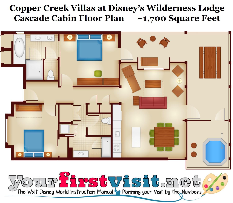 Changi Airport Floor Plan Villas At Wilderness Lodge Floor Plan Thefloors Co