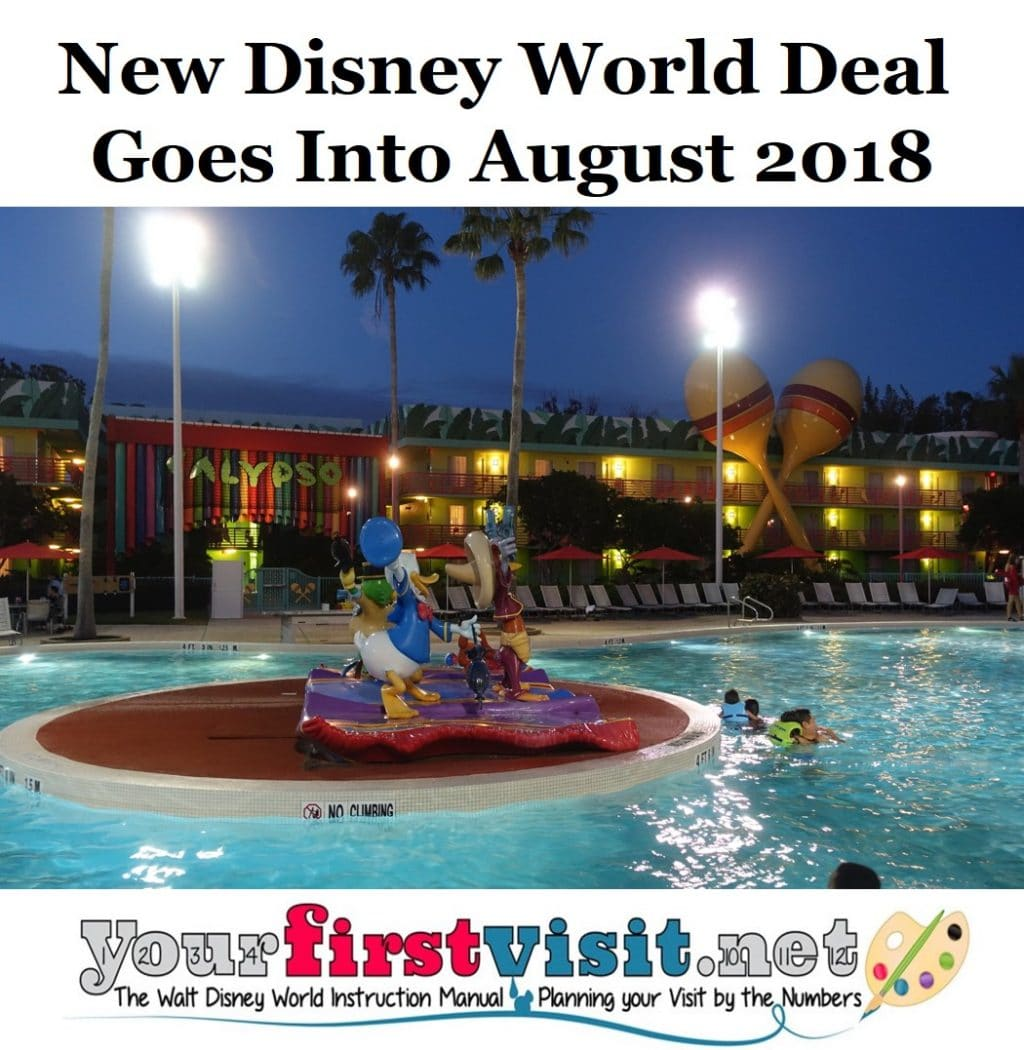 Disney Specials Deals and Discounts  yourfirstvisitnet