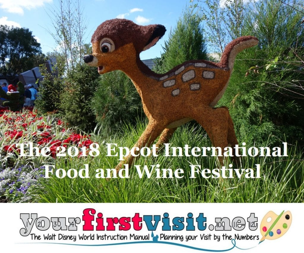 Epcot Food And Wine Festival Events
