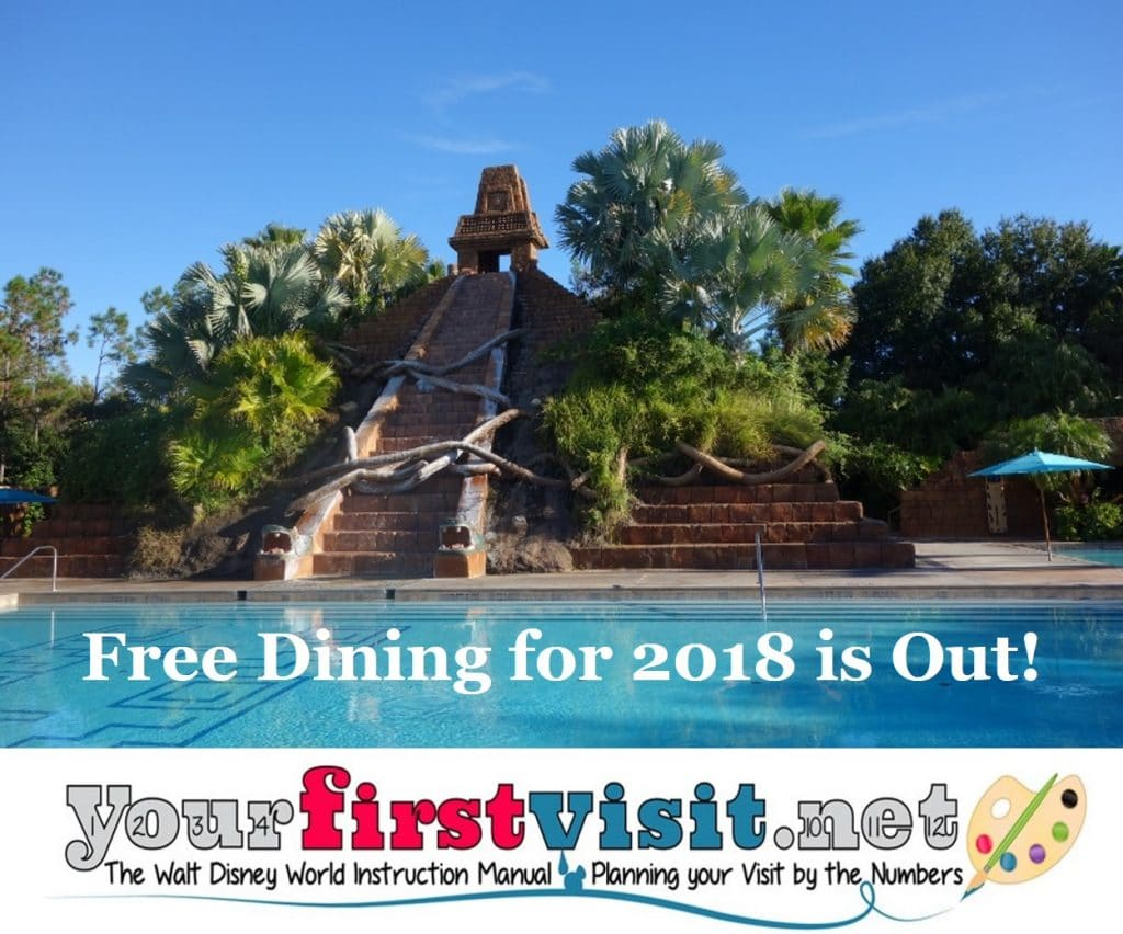 Disney specials deals and discounts How to get free dining at disney