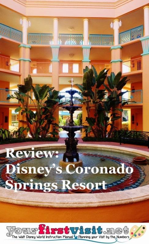 Review Disney S Coronado Springs Resort Yourfirstvisit Net