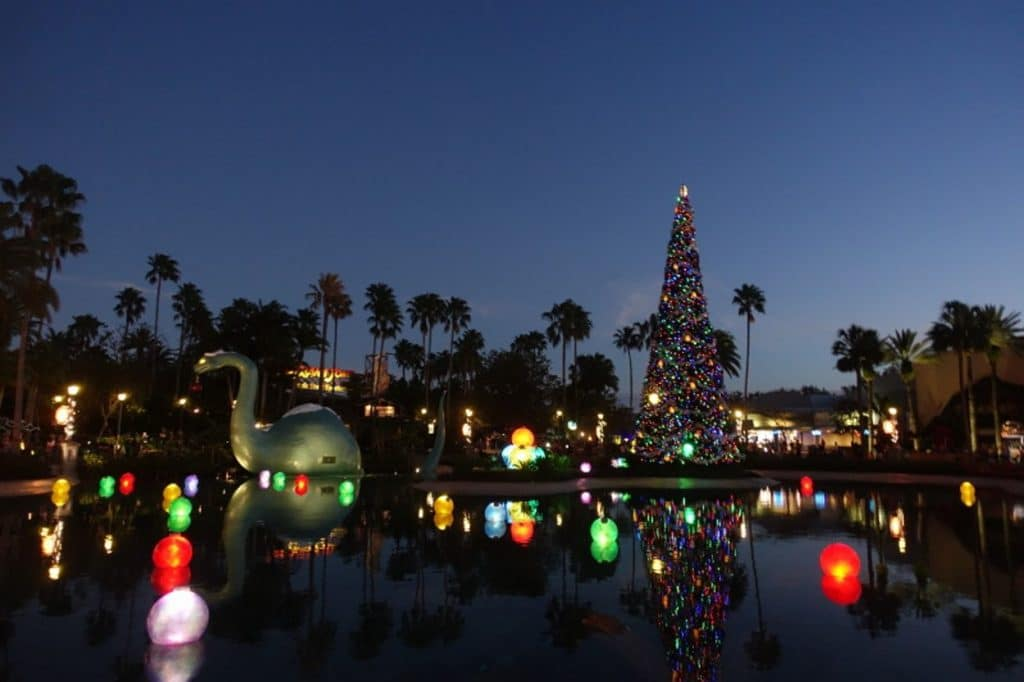 each of the parks has wonderful christmas decorations and the magic kingdom epcot and disneys hollywood studios have special christmas events - When Is Disney Decorated For Christmas