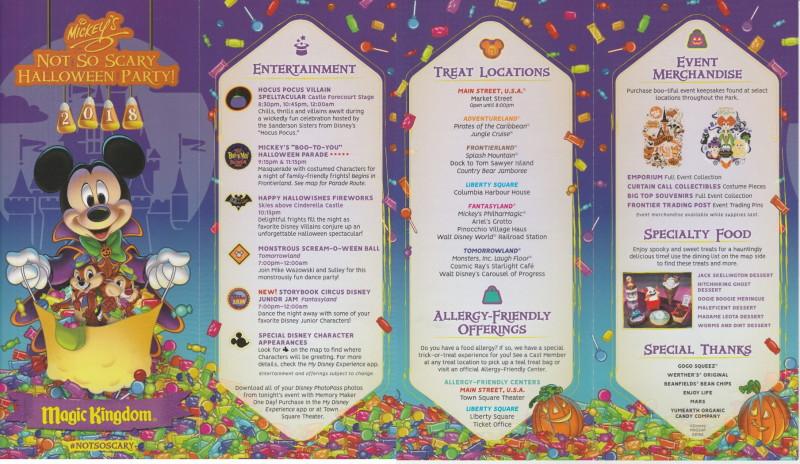 Halloween 2019 At Walt Disney World Yourfirstvisit Net