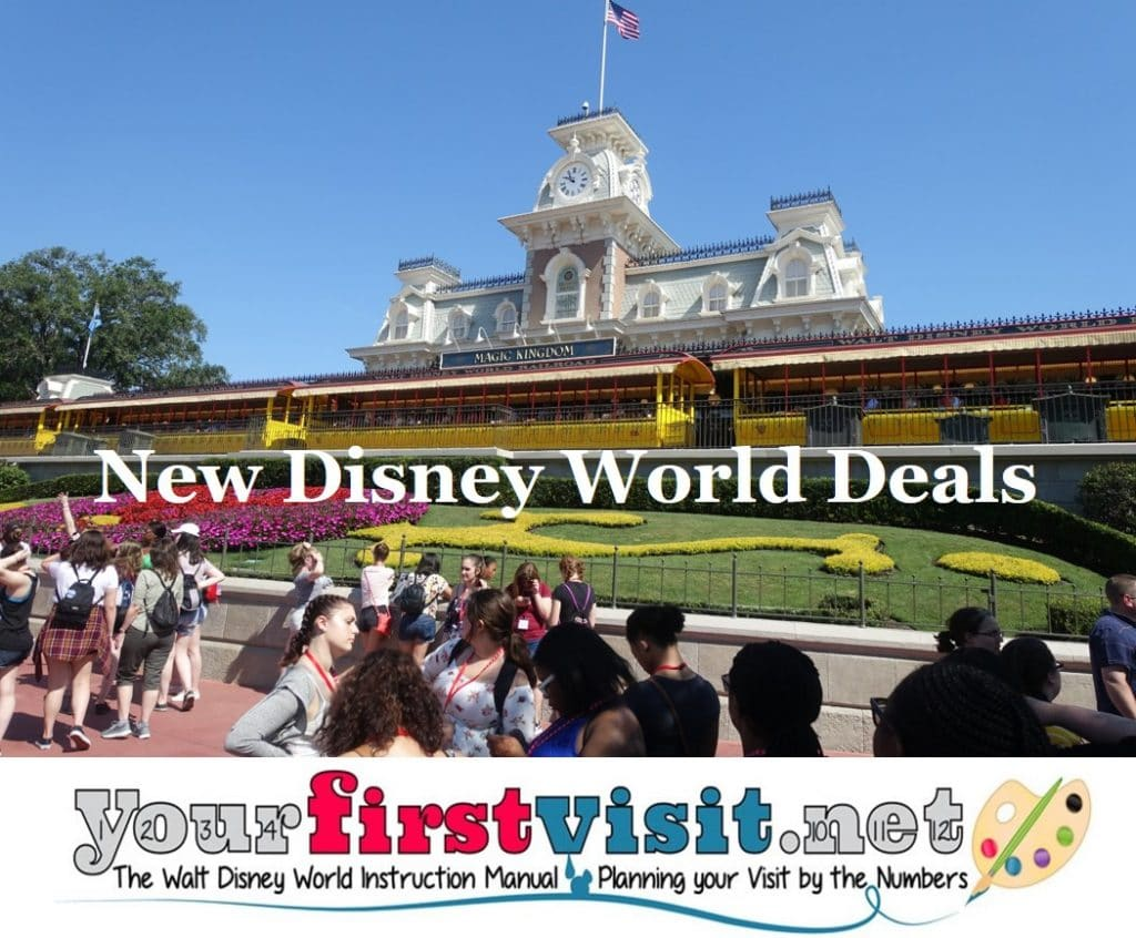 New Disney World Deals For 2019
