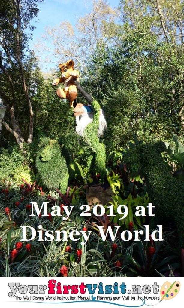 May 2019 at Walt Disney World - yourfirstvisit net