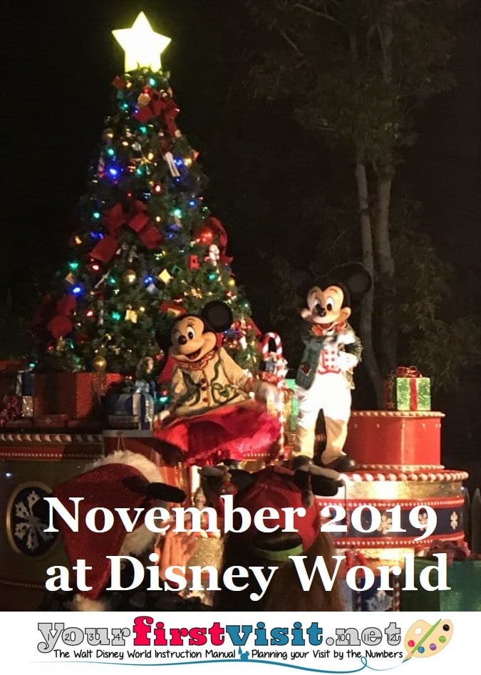 When Does Disney World Decorate For Christmas 2019 ...