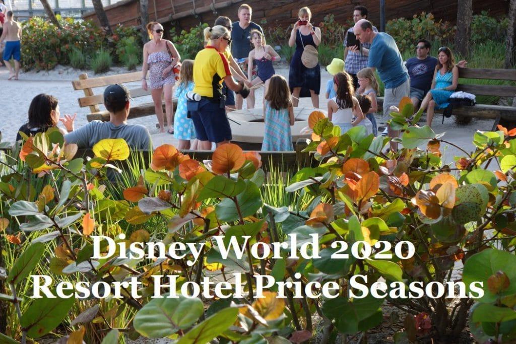 Disney World 2020 Resort Price Seasons - yourfirstvisit net